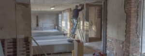 Renovation local commercial