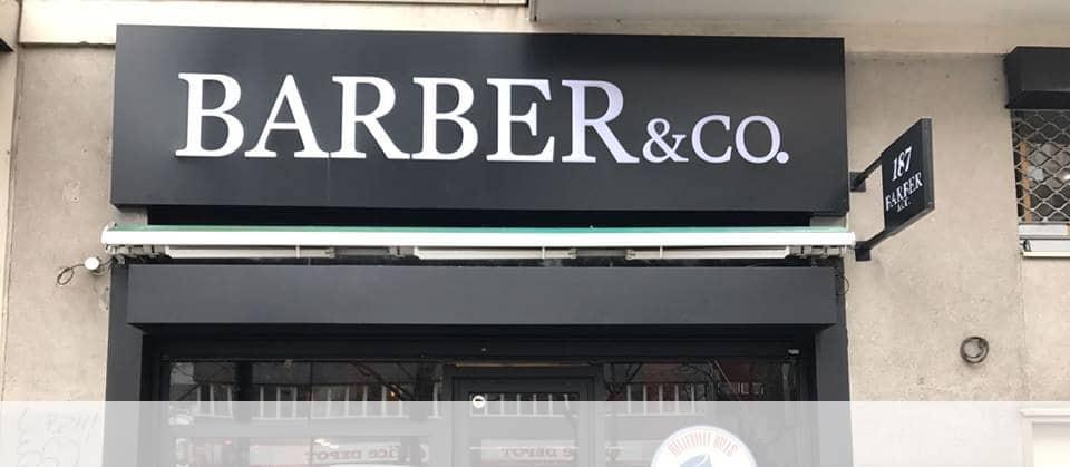 Murs-de-coiffeur