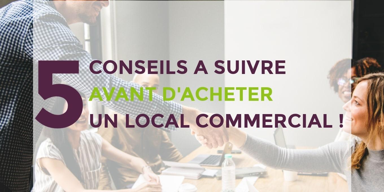 Investir dans un local commercial necessite un investissement important. Il existe des actions à réaliser pour réussir son opération.